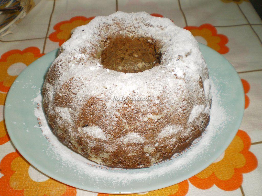 Постный кекс рецепт с фото